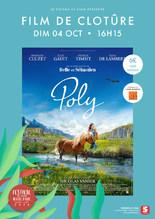 Festival du Film du Mieux Vivre : POLY, Film de clôture
