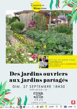 Festival du Film du Mieux Vivre : Conférence #2 par Jean-Louis Bertrand
