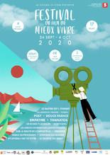 Festival du Film du Mieux Vivre - 2ème Èdition