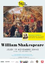 Les Arts Au Cinéma : Wiliam Shakespeare