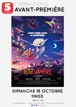 Avant-Première : Petit Vampire