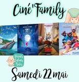 Ciné' Family : 4 films au choix