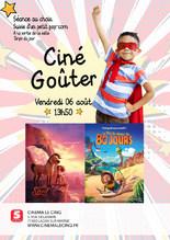 """Ciné-Goûter : """"Spirit"""" ou """"Le Tour du Monde en 80 jours"""""""