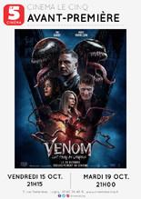 "Avant-Première : ""Venom : Let There Be Carnage"""