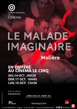 Comédie-Française au Cinéma : Le malade imaginaire