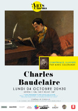 """Les Arts au Cinéma """"Charles Baudelaire"""""""