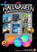 Happy Halloween au Cinq