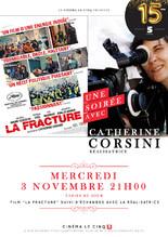Une soirée avec Catherine Corsini