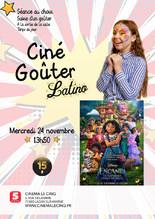 Ciné-Goûter latino spécial anniversaire