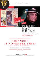Une soirée avec Pierre Mac Orlan