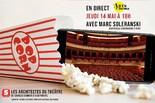 Les arts au cinéma / Facebook live