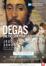 Les Arts au cinéma : Degas
