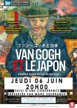 Expositions au cinéma : Van Gogh et le Japon