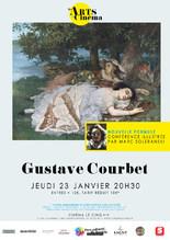 Les Arts au cinéma : Gustave Courbet