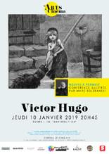 Les Arts au cinéma : Victor Hugo