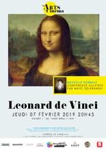 Les Arts au cinéma : Leonard de Vinci