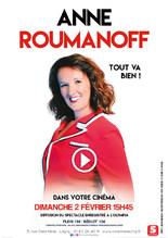 Anne Roumanoff : Tout va bien ! En différé de l'Olympia
