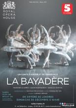 Ciné-ballet : La Bayadère