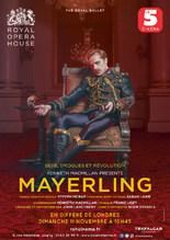 Ciné-ballet : Mayerling en différé en de Londres