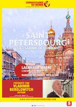 Connaissances du Monde : Saint-Petersbourg