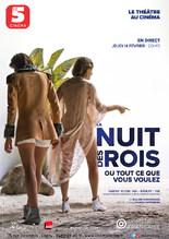 La Nuit des Rois en direct de la Comédie-Française