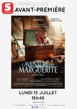 AVANT-PREMIERE : L'Aventure des Marguerite