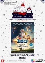 """Ciné-choco de Noël : """"Astérix -  Le Secret de la Potion Magique"""""""
