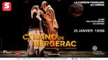 Cyrano de Bergerac en différé de la Comédie-Française