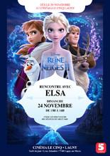 La Reine des Neiges 2 : Rencontre Royale !