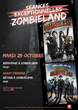 Avant-première Retour à Zombieland + Marathon Zombieland
