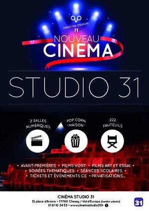 Cinéma Studio 31 Chessy