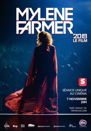 Mylène Farmer concert Lagny