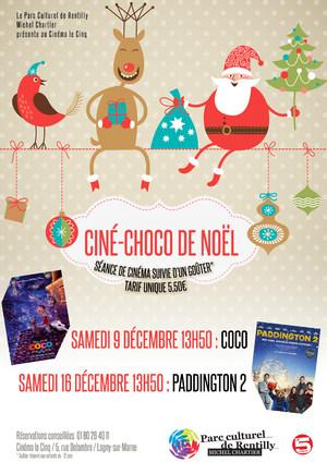 Ciné-choco 2017
