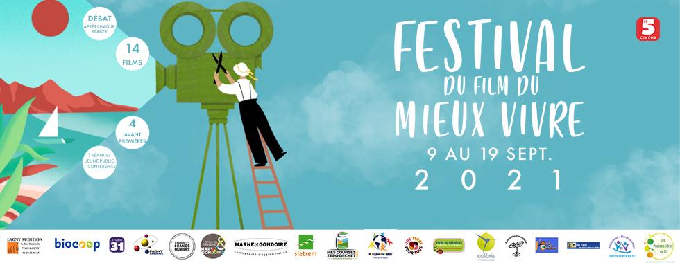 FESTIVAL DU FILM DU MIEUX VIVRE 2021