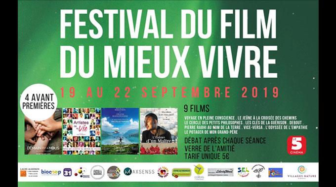 Festival du film du Mieux Vivre